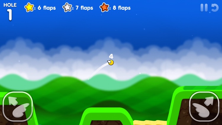 Flappy Golf 2 screenshot-4