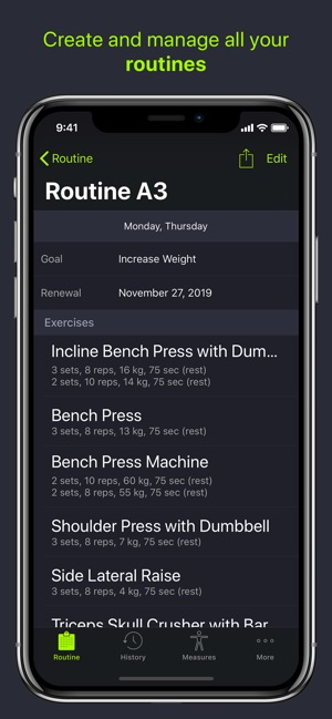 SmartGym: Manage Your Workout on the App Store