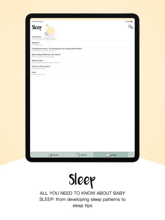 The Wonder Weeks: Sleep screenshot 7