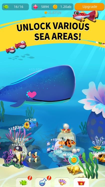 Idle Fish Tycoon screenshot-0