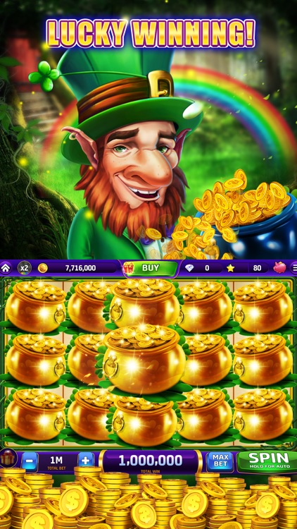 Triple Win Slots-Vegas Casino screenshot-3