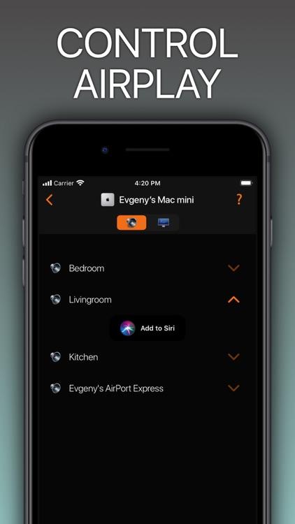 Remote Control for Mac / PC screenshot-4