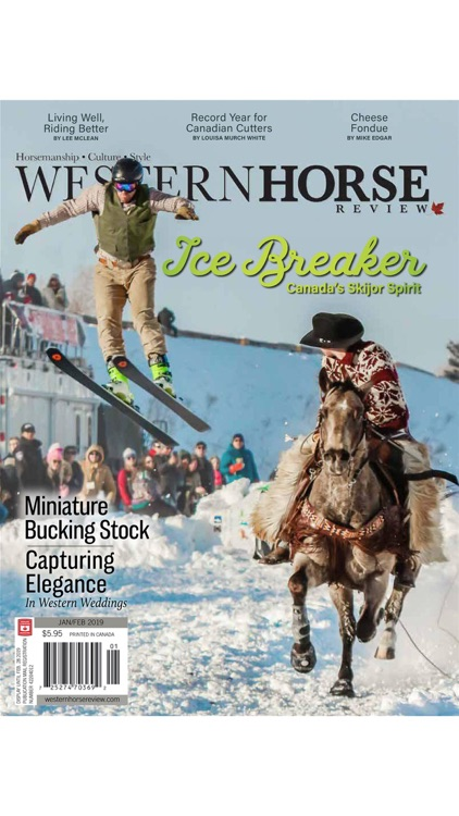 Western Horse Review Magazine