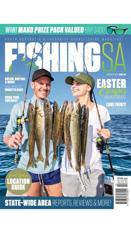 Fishing SA magazine