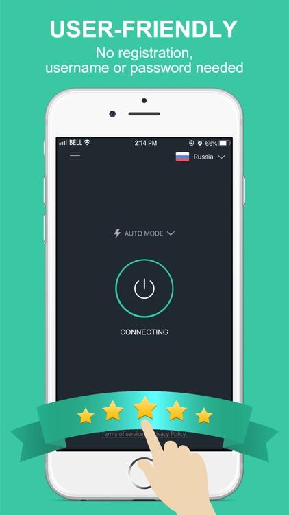VPN - Master Proxy for iPhone screenshot-3
