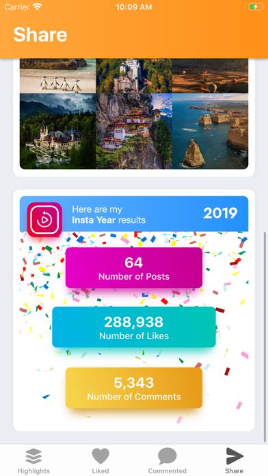 Followers Assistant Insights + screenshot 8