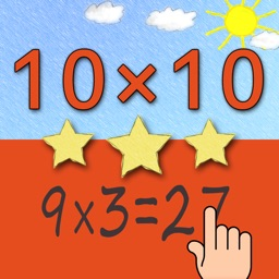 Tables de multiplication 10x10