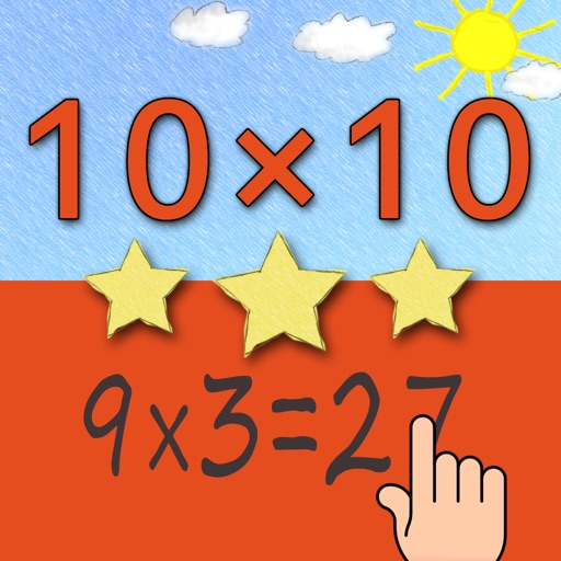 Times Tables 10x10