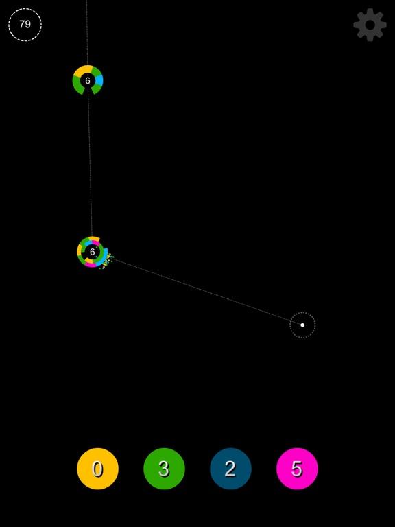 Screenshot #5 pour Circle Jump - Instant Shoot
