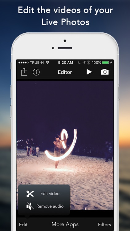 Live Editor - Edit LivePhoto screenshot-3