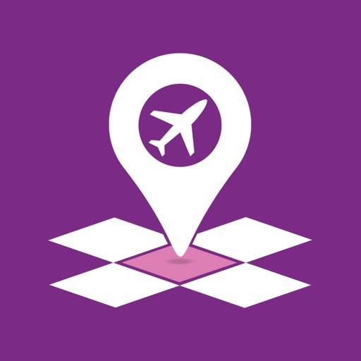 AtAirports - airport maps