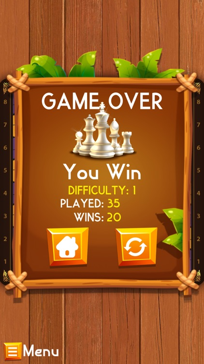 Chess 4 Casual - 1 or 2 player screenshot-3