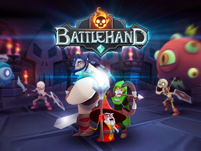 Hack Game BattleHand ipa free