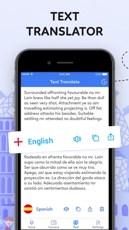 Voice Translator Translate App by Vulcan Labs Company Limited