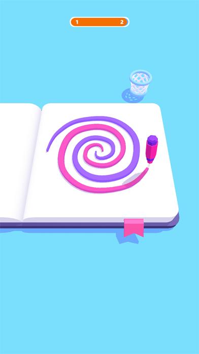Draw Around! screenshot 1
