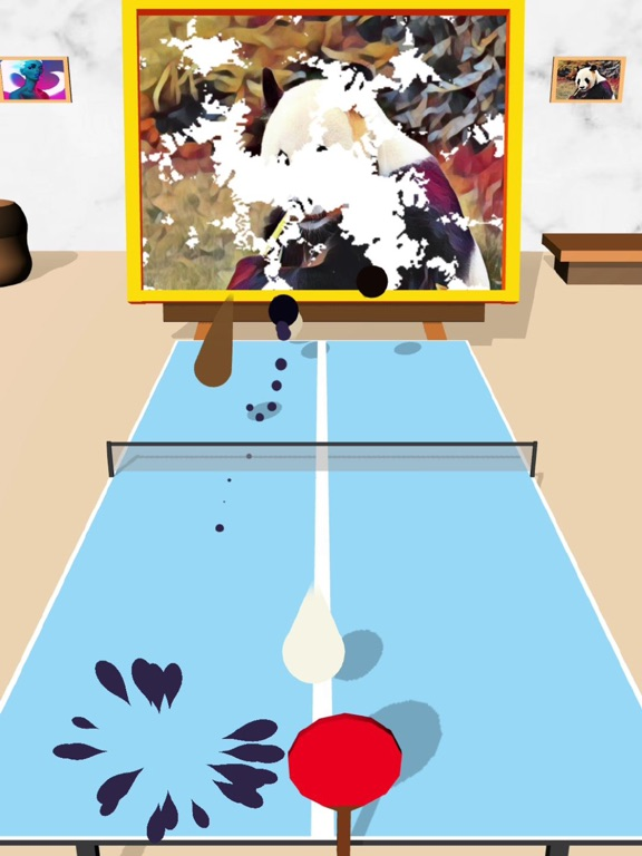 Paint Pong EDM screenshot 7