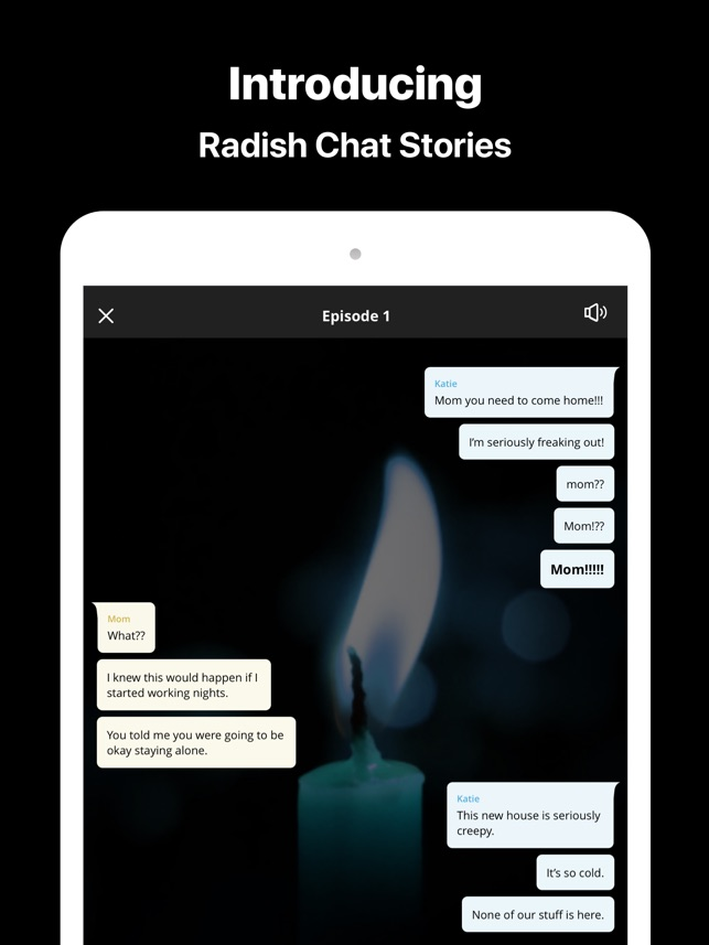 radish fiction serials on the app store rh itunes apple com