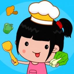 丫丫餐厅游戏-做饭游戏 启蒙早教