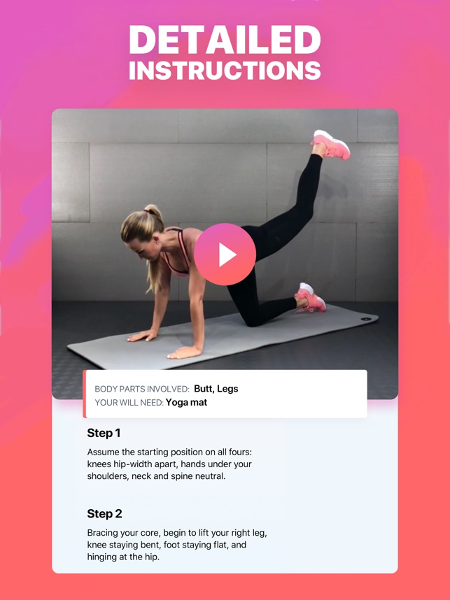 She Fit - Female Fitness on the App Store