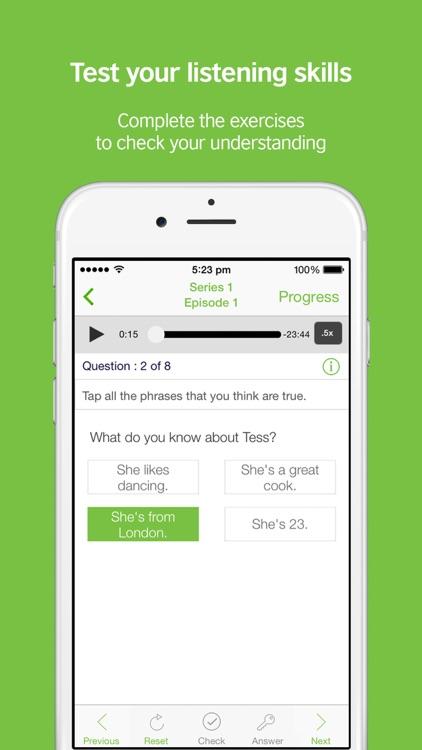 LearnEnglish Podcast screenshot-3