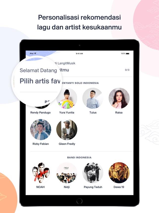 dengar musik indonesia online dating