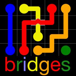 Ícone do app Flow Free: Bridges