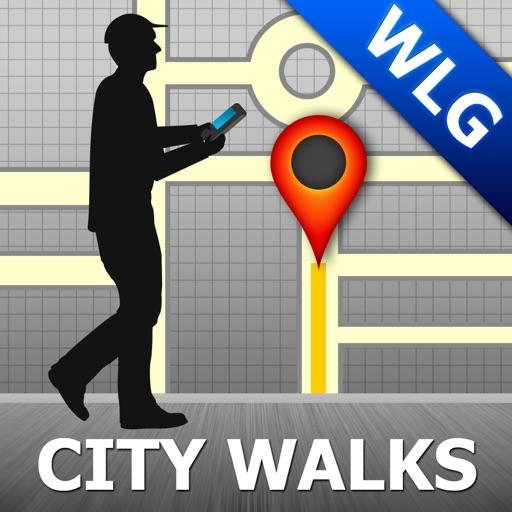 Wellington Map & Walks (F)