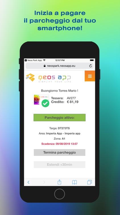 Neos Park App screenshot-3