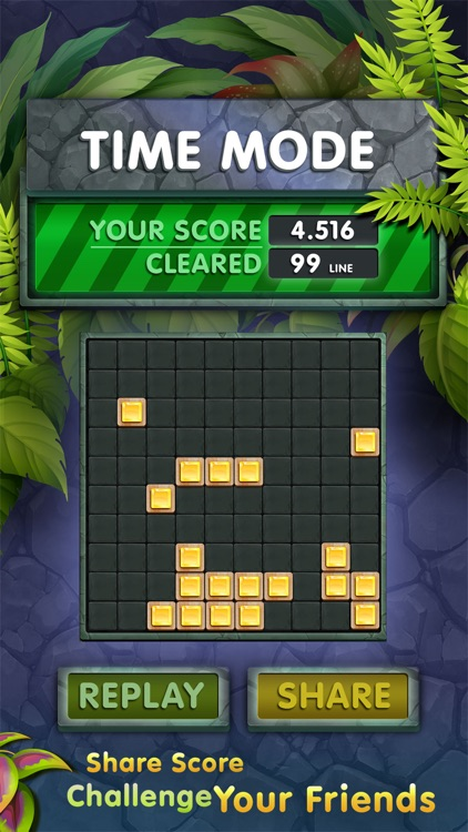 10s Amazing! Wood Block Puzzle