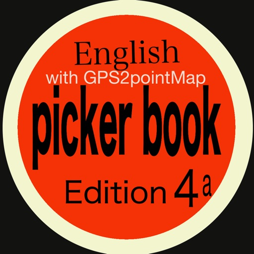 GPS 2pointmap and pickerbook4
