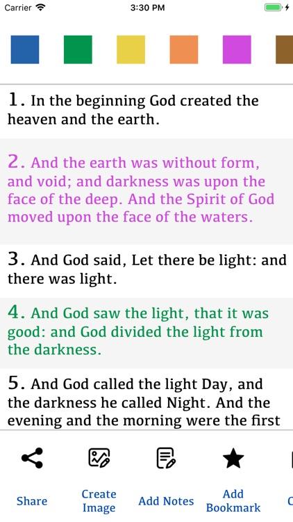 The Holy Bible for Woman screenshot-4