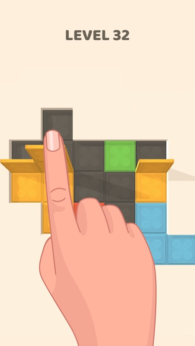 Folding Blocks Screenshot 2