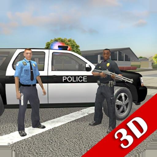Police Cop Simulator. Gang War