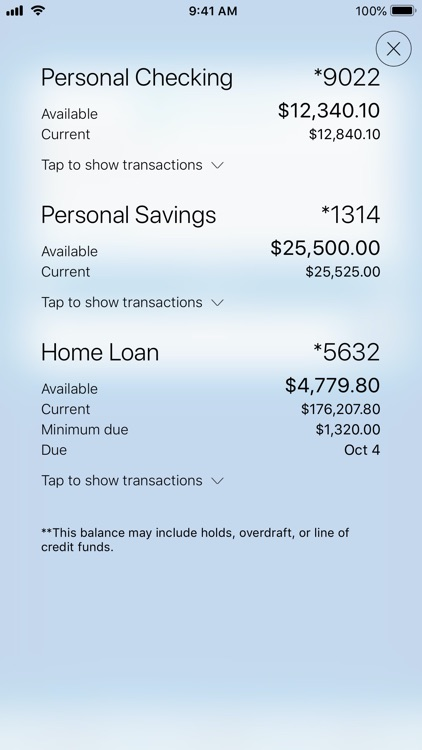 Aloha Pacific FCU screenshot-0