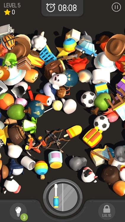Match 3D screenshot-3