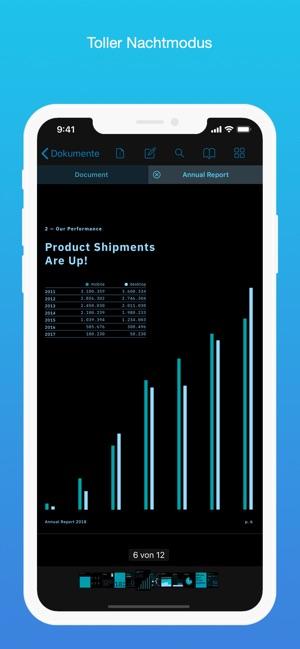 PDF Viewer Pro by PSPDFKit Screenshot
