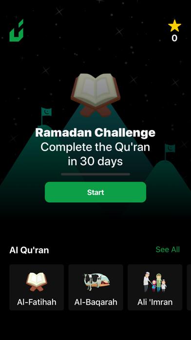 Al Noor - Quran Challenge screenshot one