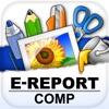 E-REPORT COMP - iPadアプリ