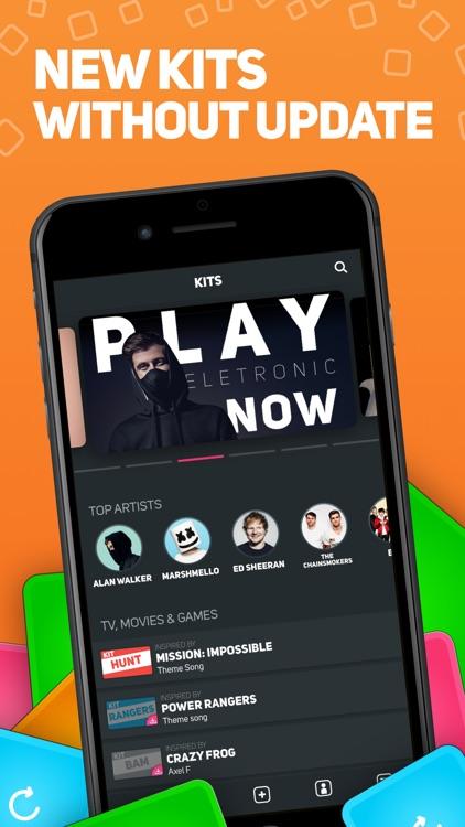 SUPER PADS - Become a DJ screenshot-3