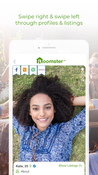 Download Roomster : Roommates & Rooms for Pc