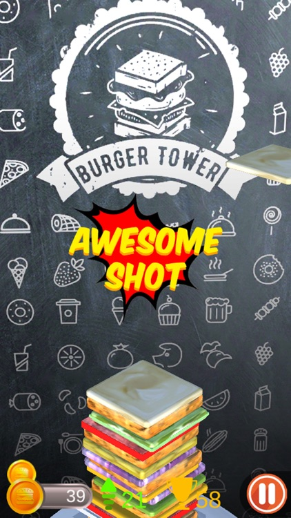 Burgers Tower screenshot-2
