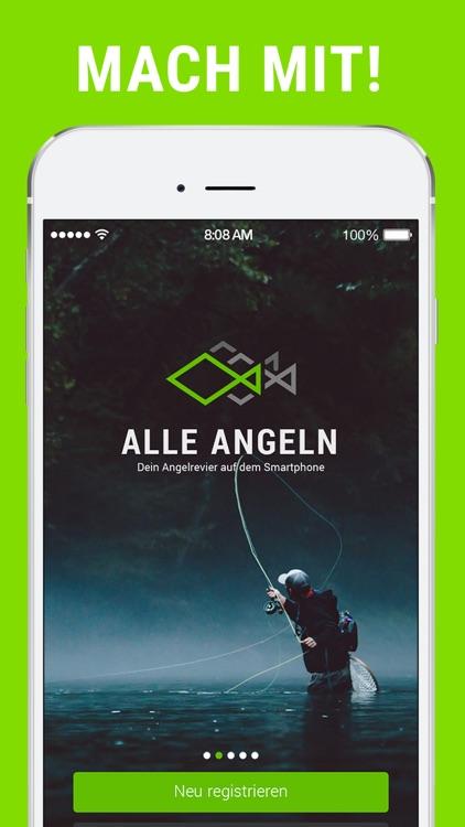ALLE ANGELN - App für Angler screenshot-5