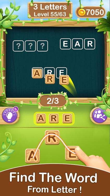 Word Anagram Puzzle screenshot-3