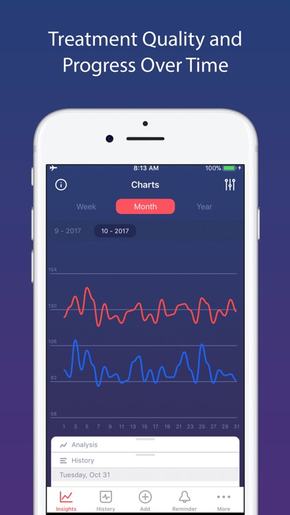 Blood Pressure app BP Checker screenshot-5