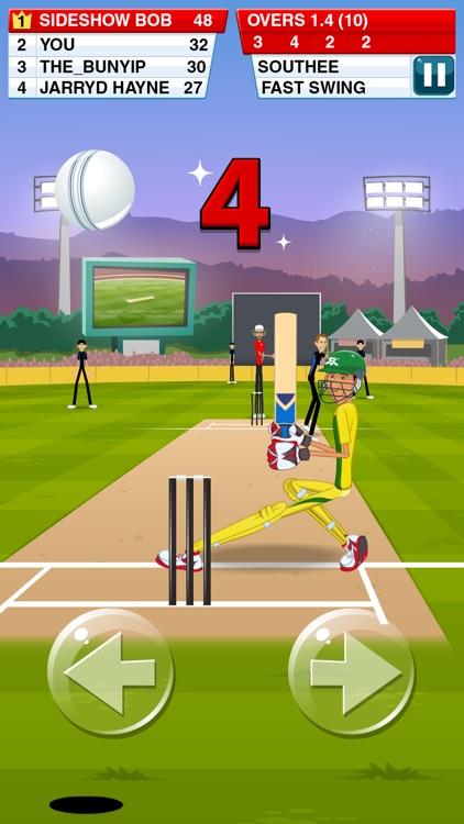 Stick Cricket 2 screenshot-3
