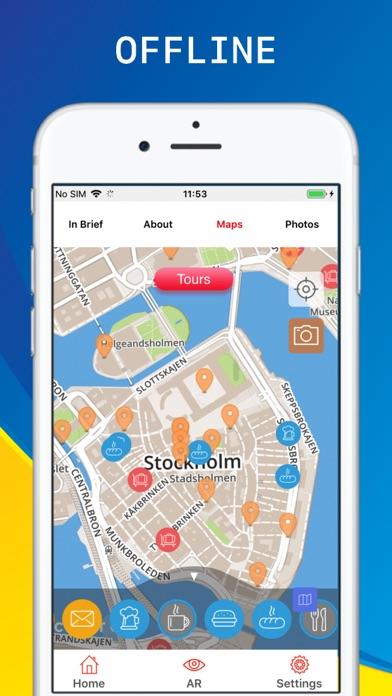 Stockholm Travel Guide screenshot four