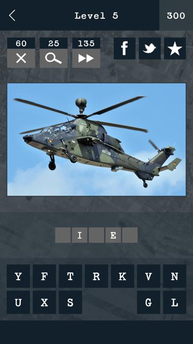 Guess the Military Aircraft screenshot four