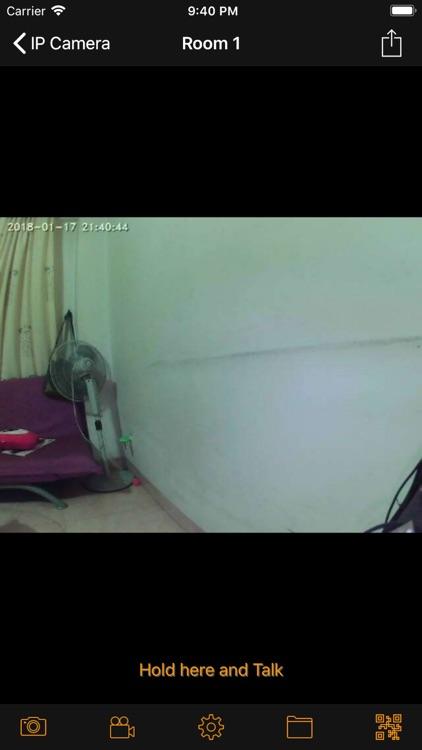 IP Camera WITH Motion Detect screenshot-3