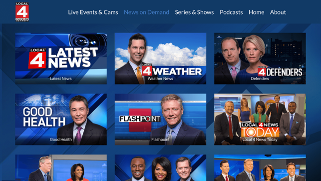 WDIV Local 4 Detroit on the App Store