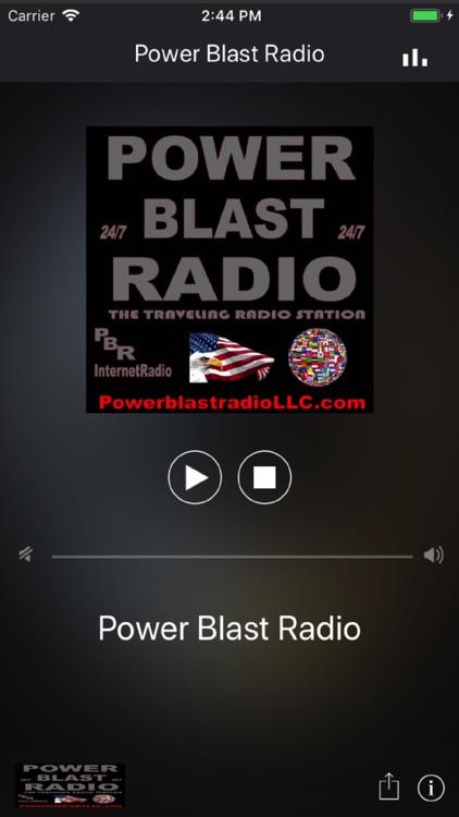 Power Blast Radio
